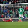 Northern Ireland go down to 92nd-minute Austrian stunner in Belfast