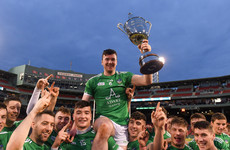 Limerick beat Cork as 12,674 turn out in Boston for Fenway Classic final