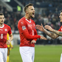 Switzerland through to Nations League finals after remarkable comeback against Belgium