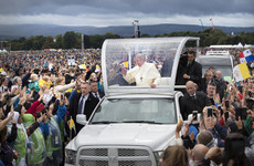 'Pure sectarian hatred' or 'totally biased pro-Catholic coverage': Complaints to RTÉ over papal visit