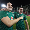 'He's always there to carry, always there to tackle': James Ryan continues to soar