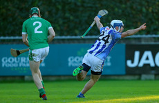 Dublin All-Ireland football winner hits 3-3 from play in first senior club hurling start in Leinster semi-final