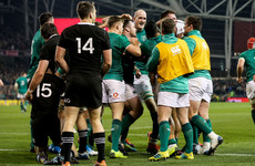 Over 1 million people watched the nail-biting conclusion of Ireland's All Blacks win