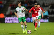 LIVE: Denmark vs Ireland, Uefa Nations League