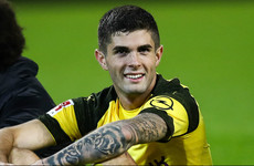 Chelsea and Liverpool target Pulisic won't be leaving in January says Dortmund director