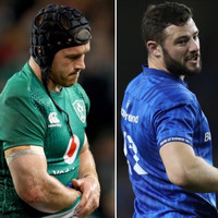 Sean O'Brien faces at least eight weeks out while Henshaw looks at six-week absence
