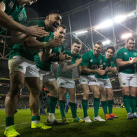 Schmidt's Ireland hit highest-ever World Rugby ranking points total