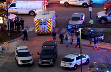 At least four people wounded after shots are fired at Chicago hospital
