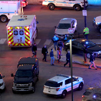 Four people, including hospital staff and police officer, killed in Chicago shooting