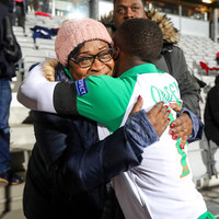 Proud Obafemi 'never had any doubts' about representing Ireland