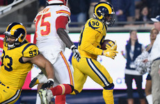 'It was a whirlwind' - Rams edge out Chiefs in high-scoring NFL classic