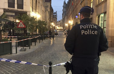 Police officer stabbed in Brussels knife attack