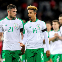 'Lumping balls forward to O�Brien is not going to be the way forward for us'