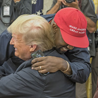 Simply distancing himself from Donald Trump isn't enough to redeem Kanye West