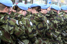 More Irish troops to be sent on peacekeeping missions under proposed new plans