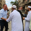 'An invisible actor': The Irishman who delivered aid to 30,000 people in war-torn Syria