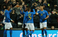 Everton striker scores winner as Brazil suffer Neymar blow