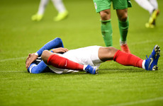 France's defeat of Uruguay comes at a cost