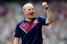 Micheál Donoghue extends Galway hurling reign by two years