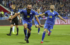 Kosovo close in on shock Euro 2020 place by thrashing Azerbaijan