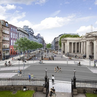 Dublin City Council spent over €600,000 on design consultants for College Green Plaza
