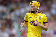 Wexford hurler to miss start of National League after suffering broken jaw in Fenway Classic