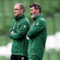 O'Neill and Keane part company with the FAI 'by mutual agreement'