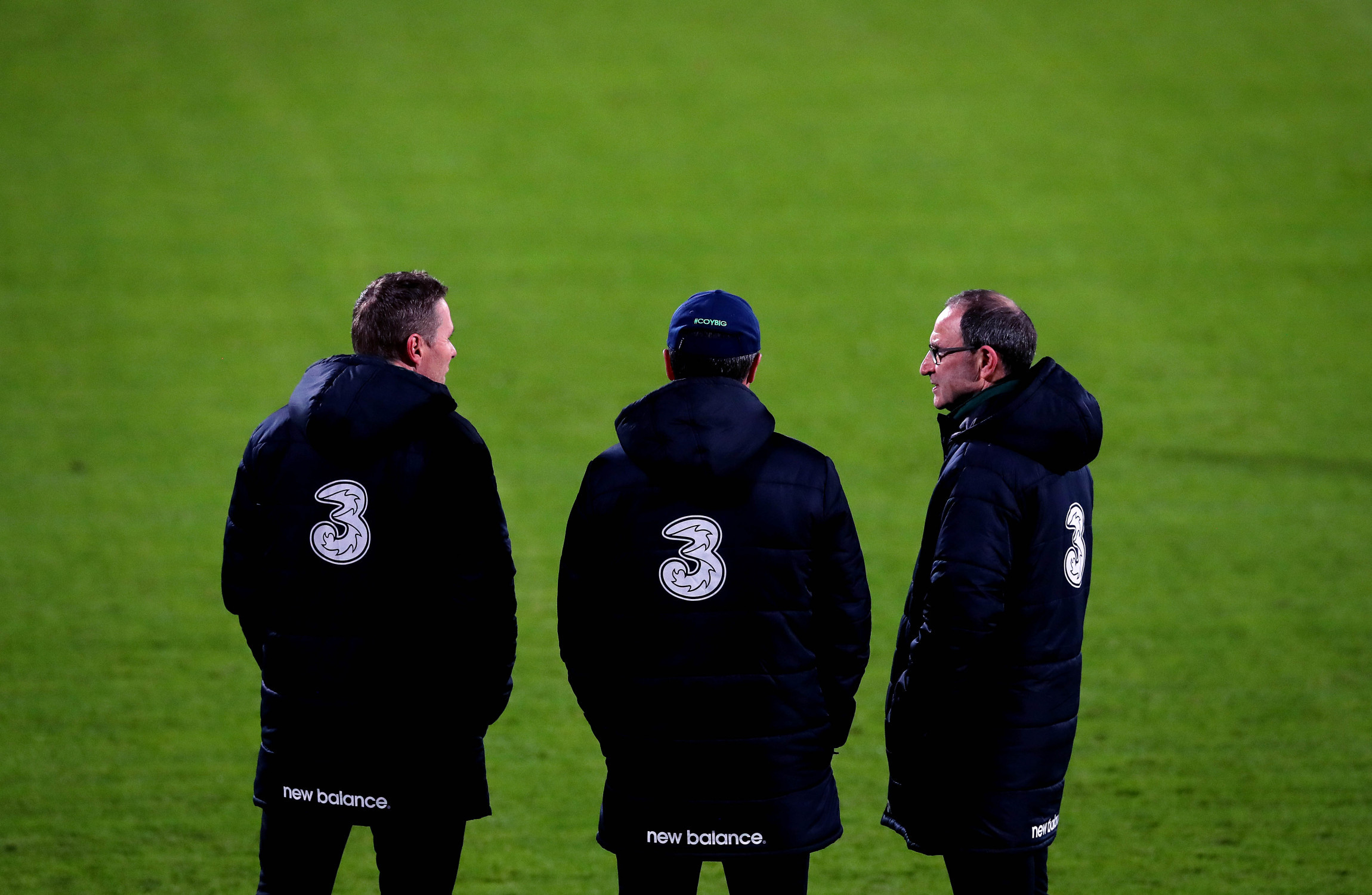 Martin O'Neill and Roy Keane leave Republic of Ireland roles