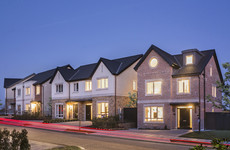 Brand new three-storey homes just 30 minutes from Dublin city