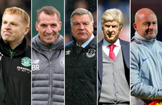 Wenger, Big Sam and Rodgers: 5 outside candidates to take over as Ireland manager