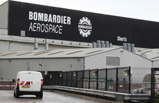 'A cruel blow' before Christmas: Bombardier to cut almost 500 jobs in North