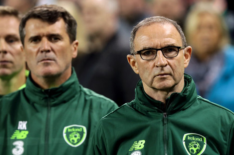 It was announced today that the FAI and the Irish management team had parted ways.