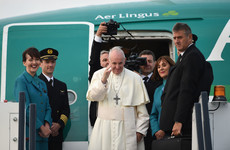 €1.6 million on stewards and €76k on catering: How much the Pope's visit cost the taxpayer