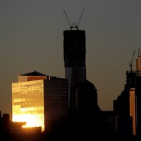 World Trade Center is now New York's tallest building again