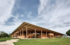 This remote Brazilian school has been named the world's best new building