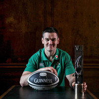 Sexton's brilliance earns him Rugby Writers of Ireland Player of the Year award