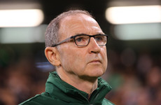 'It is with a heavy heart that I leave': O'Neill bids farewell to Ireland job recalling happy nights