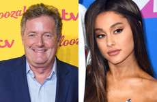 So, Ariana Grande and her mam just dragged Piers Morgan over his criticisms of women in music