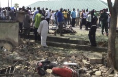 10 killed in suicide blast in northeast Nigeria