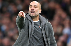 'Sooner or later it is going to happen': Guardiola eyeing future international job
