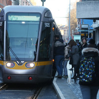 Attacker apologises to screwdriver assault victim he left 'pouring blood' on Luas