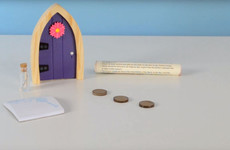 The Irish Fairy Door Company has bagged a million-euro investment to start its line of merch