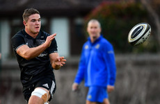 Teenage flanker Penny set for Leinster debut as Cullen names team for Ospreys