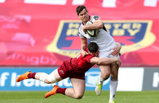 Four academy players start as Ludik returns for Ulster against Scarlets
