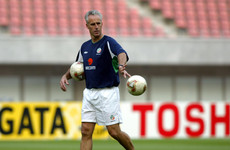 Mick McCarthy set for second coming as Ireland manager - reports