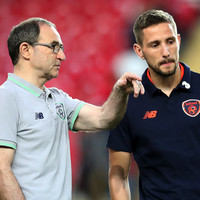 Hourihane certain Ireland have the players to succeed 'with the right man in place'