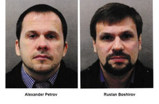 Police release CCTV of Russian men involved in fatal nerve agent attack