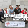 Emma Mhic Mhathúna among Irish Red Cross Humanitarian Awards finalists