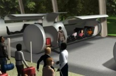 Video: Your uber-fast future commute to work?