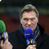 Positive update on ex-England manager Hoddle after cardiac arrest